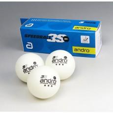 [안드로] [New logo] Andro ABS 3성 ITTF 공인시합구(3입)